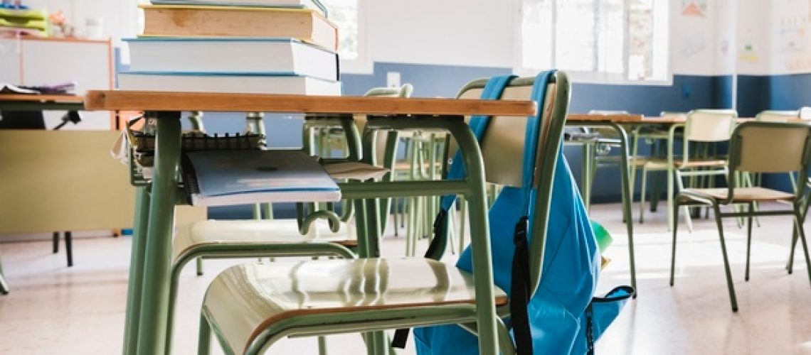school-classroom-with-books-backpack_23-2148204823